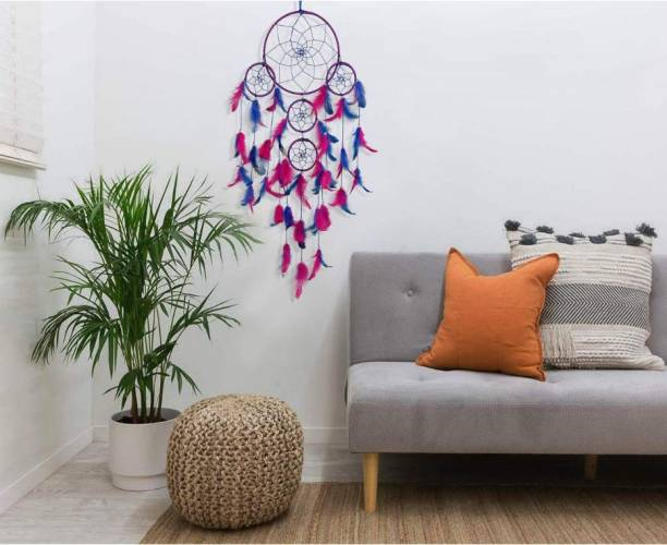 QS SALES Feather Dream Catcher
