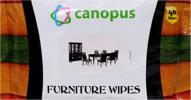 Canopus Furniture Wipes