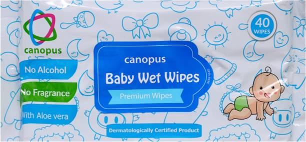 Canopus Baby Wet Wipes