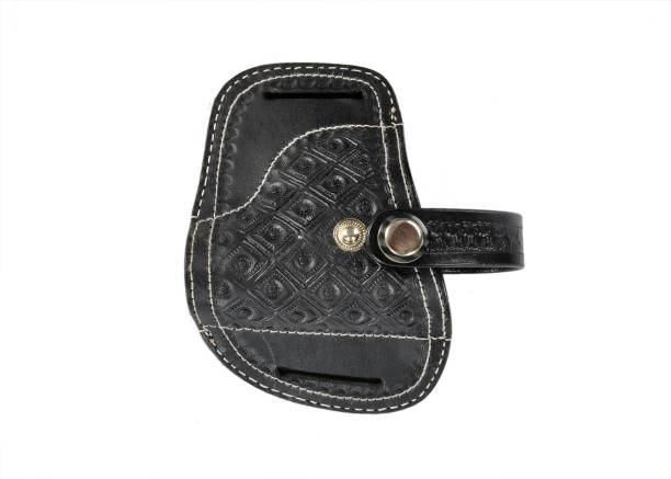 SHAH .32 Bore Pistol Cover Racquet Carry Case/Cover Free Size