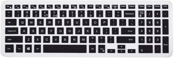 Flipkart SmartBuy Silicone Rubber Laptop Keyboard Skin