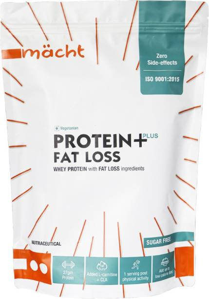 macht Protein Plus Fat loss Whey Protein