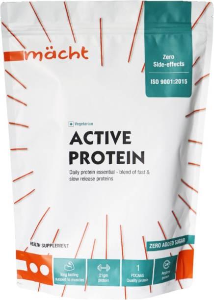 macht Active Whey Protein