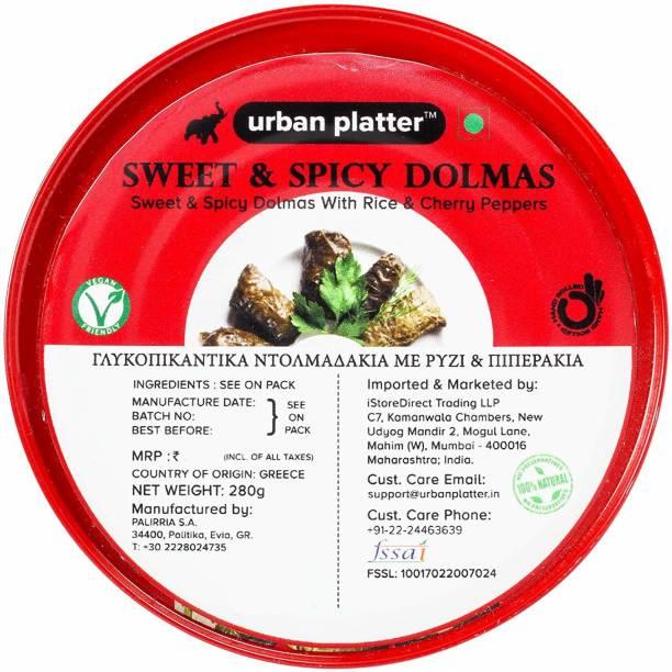 Urban Platter Spicy Greek Dolmas 280 g