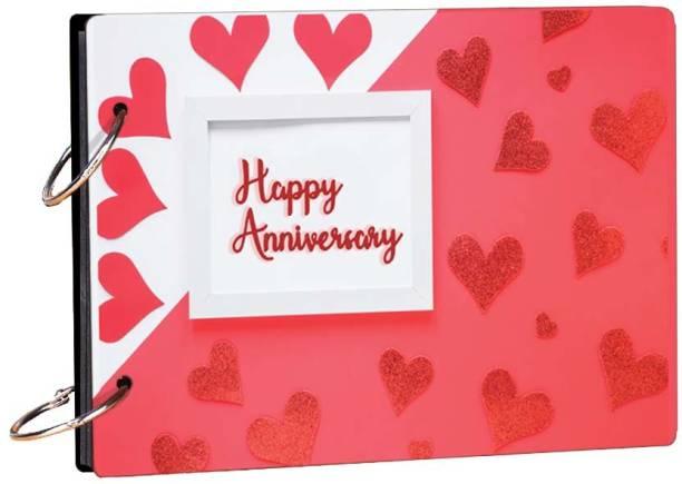100yellow Happy Anniversary Theme,  Scrapbook Kit