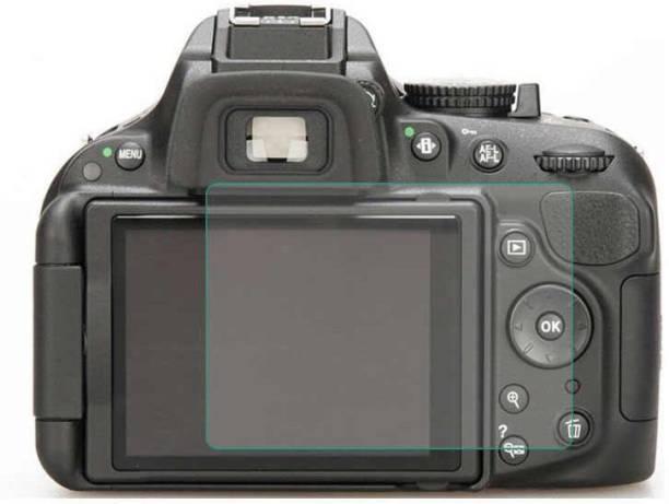 Tuta Tempered Tempered Glass Guard for Nikon D3300 DSLR Camera