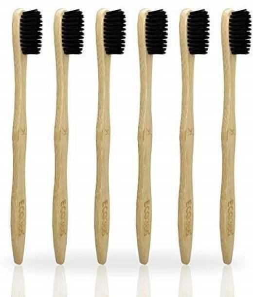 Eco365 Bamboo Toothbrush Medium Toothbrush