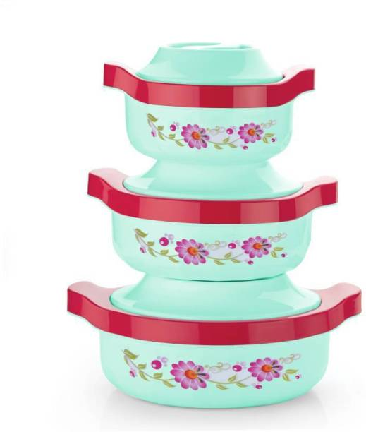 Alexa Casserole Sets Of 3 Pack of 3 Cook and Serve Casserole Set