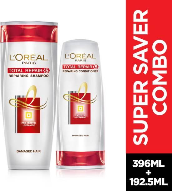 L'Oréal Paris Total Repair 5 Shampoo and Conditioner