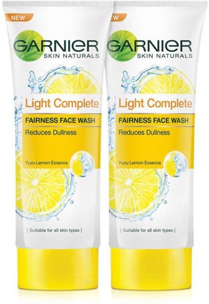 GARNIER Skin Naturals Light Complete Fairness Face Wash