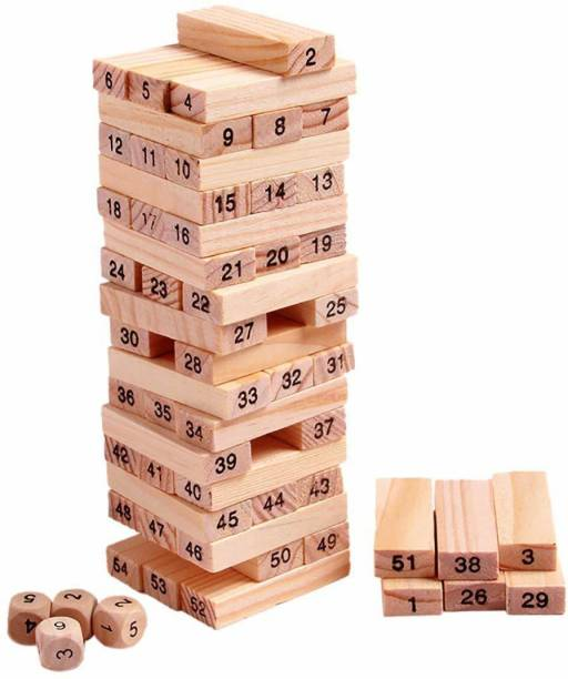 Revive JENGA GAMES FOR KIDS Board Game Accessories Board Game