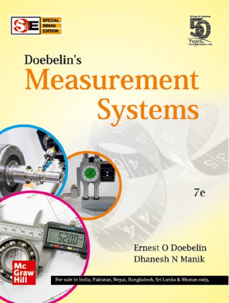 Doebelin's Measurement Systems: 7th Edition (SIE)