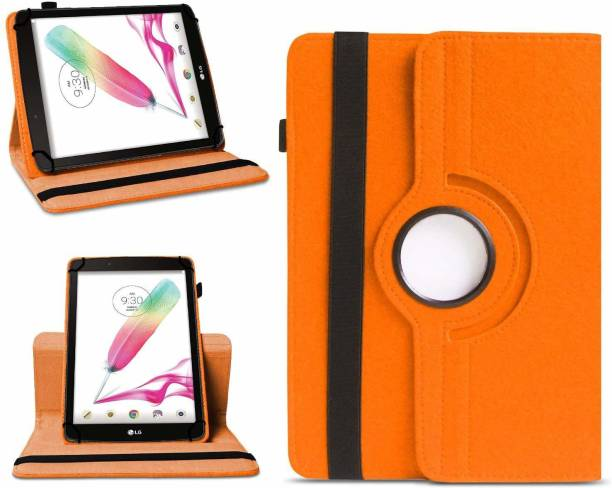TGK Flip Cover for LG G Pad F Tablet 8 inch with Rotating Leather Stand Case
