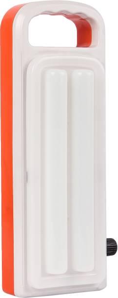THUNDER COMMANDO LIGHT Red Plastic Hanging Lantern