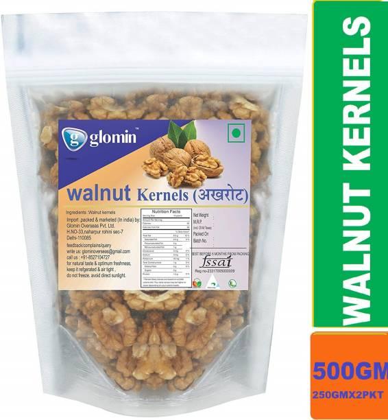 Glomin WALNUT 250GM X 2 PKT Walnuts