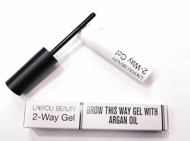 lakyou beauty Two way gel ,white,8ml by (diyan enterprises)