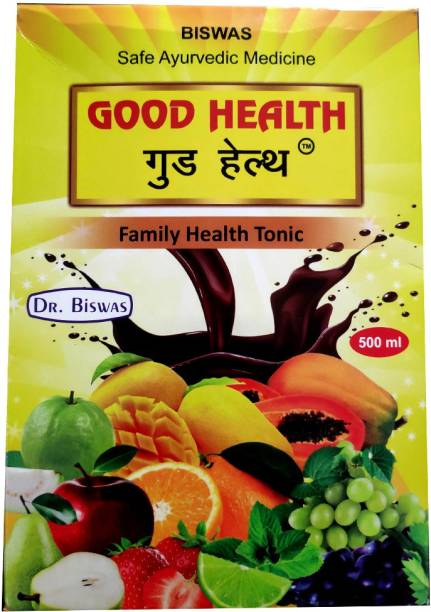 Dr. Biswas Good Health Family Health Tonic