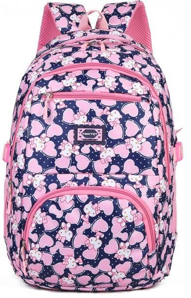 Tinytot School Bag Waterproof Backpack
