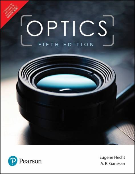 Optics | Fifth Edition | By Pearson