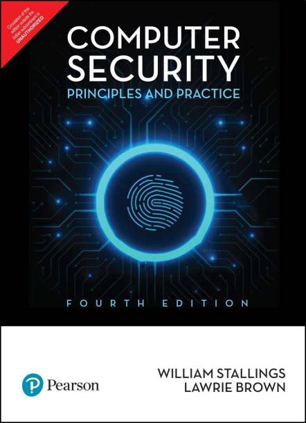 Computer Security | Principles and Practice | Fourth Edition | By Pearson