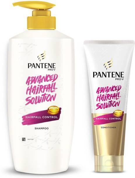 PANTENE Hair Fall Control Shampoo Plus Conditioner