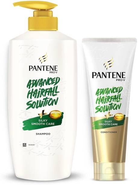 PANTENE Silky Smooth Care Shampoo Plus Conditioner