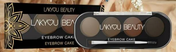 lakyou beauty eyebrow cake, 4 g