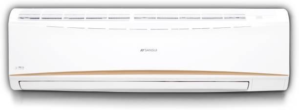 Sansui 1.5 Ton 3 Star Split AC with PM 2.5 Filter  - White
