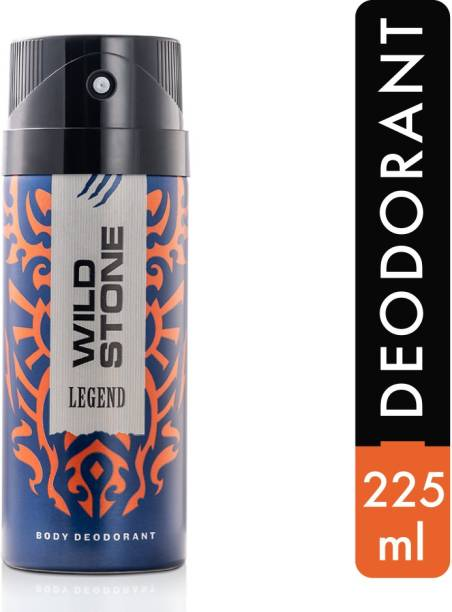 Wild Stone Legend Deodorant Spray  -  For Men