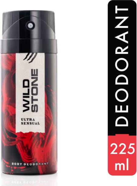 Wild Stone Ultra Sensual Deodorant Spray  -  For Men