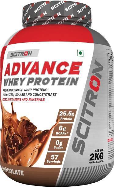 Scitron Advance Whey Protein