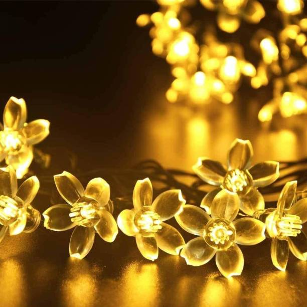 KUBER INDUSTRIES 200 inch Yellow Rice Lights