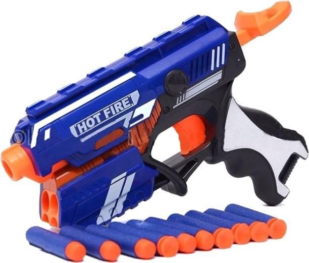 NHR Foam Blaster Gun Toy Guns & Darts