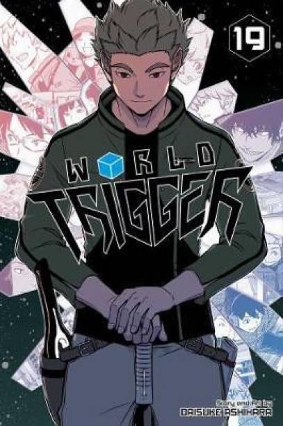 World Trigger, Vol. 19