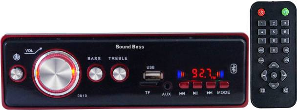 Sound Boss SB-2038 BLUETOOTH/USB/SD/AUX/FM/MP3 Car Stereo