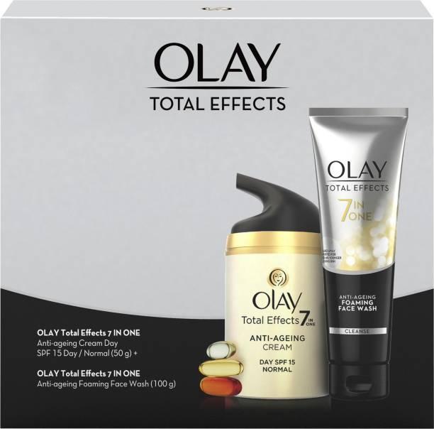 OLAY Total Effects Glowing Skin Regimen Kit