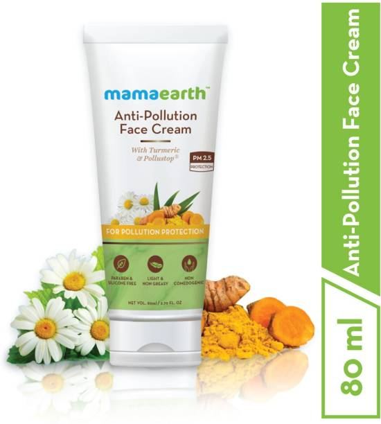 "MamaEarth ""Anti-Pollution Daily Face Cream"