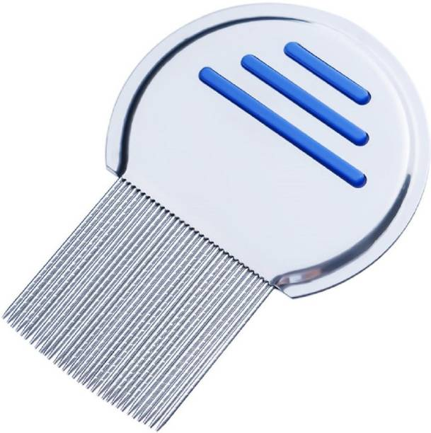 Nucarture lice and nit comb head remover combs and lice egg remover for kids and pets.
