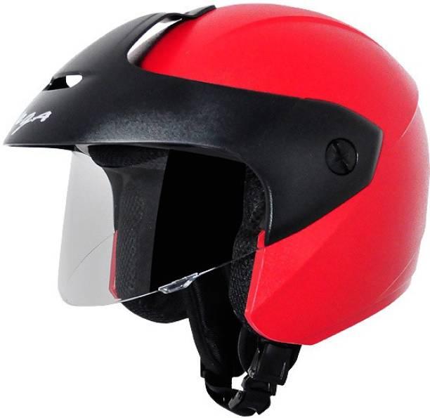 VEGA Ridge With Peak Motorbike Helmet
