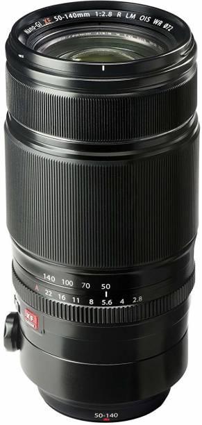 FUJIFILM XF50-140mmF2.8 R LM OIS WR Black  Lens