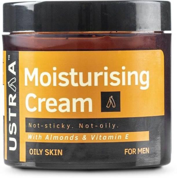 Ustraa By Happily Unmarried Moisturising Cream Ustraa Oily Skin (100 g)