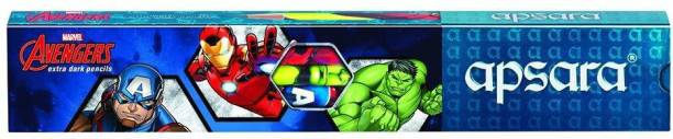 APSARA Marvel Avengers Pencils Pencil