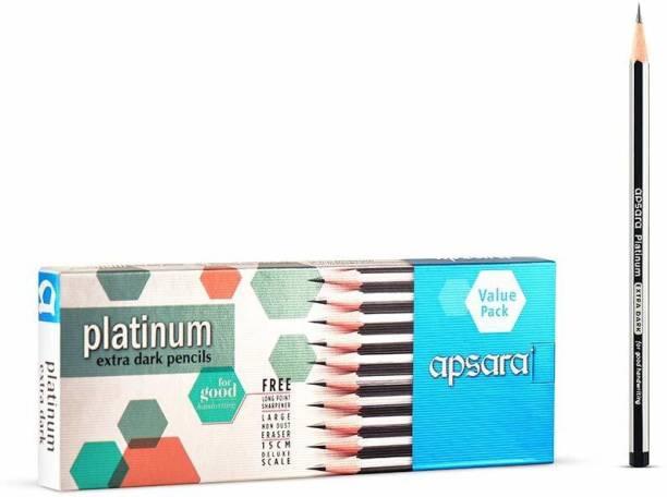 APSARA Platinum Extra Dark Pencils Pencil