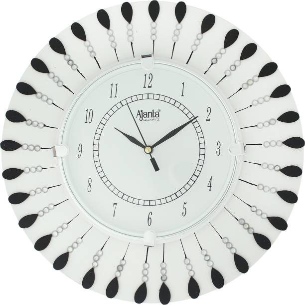 AJANTA Analog 29 cm X 29 cm Wall Clock