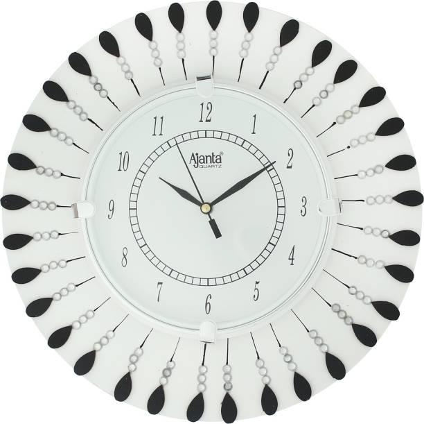 AJANTA Analog 29 cm X 29 cm Wall Clock