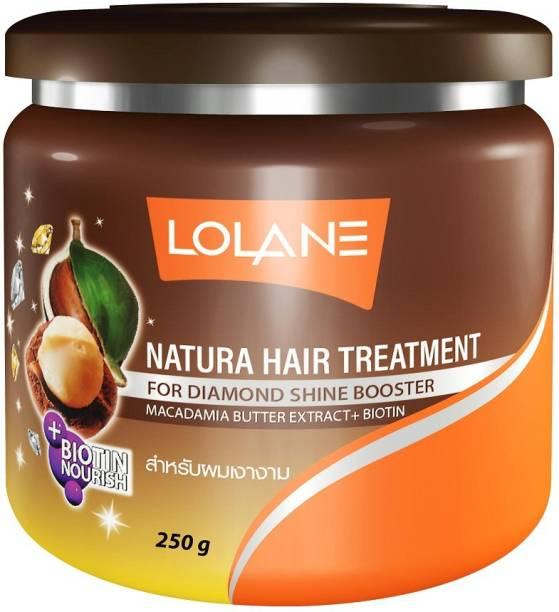 Lolane NATURA HAIR TREATMENT FOR DIAMOND SHINE BOOSTER