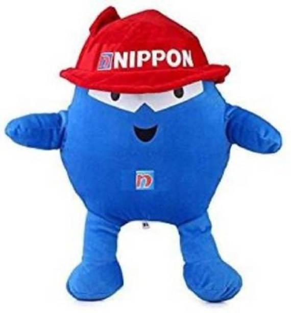 LOVE2SHOP Nippon Teddy blobby Doll Soft Stuffed Toy  - 30 cm