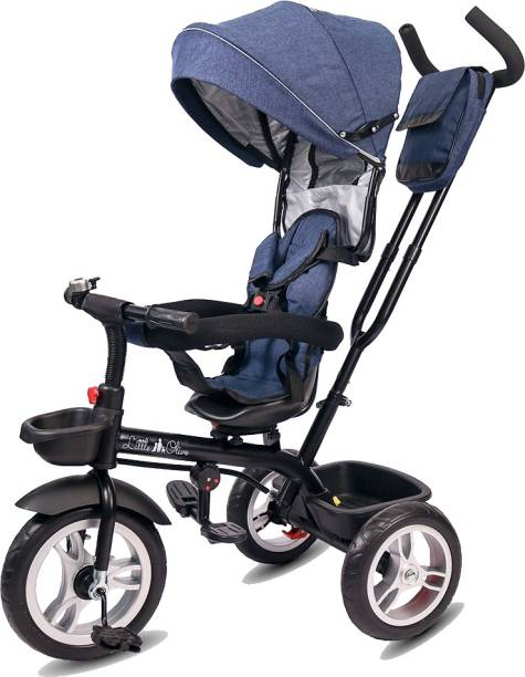 Little Olive Roller Coaster Premium Baby Tricycle / Kids Trike / Ride On 1-5 Years Tricycle