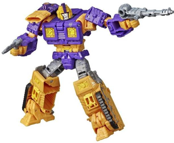 TRANSFORMERS Toys Generations War for Cybertron Autobot Mirage Figure, Adults and Kids Ages 8 and Up, 5.5-inch