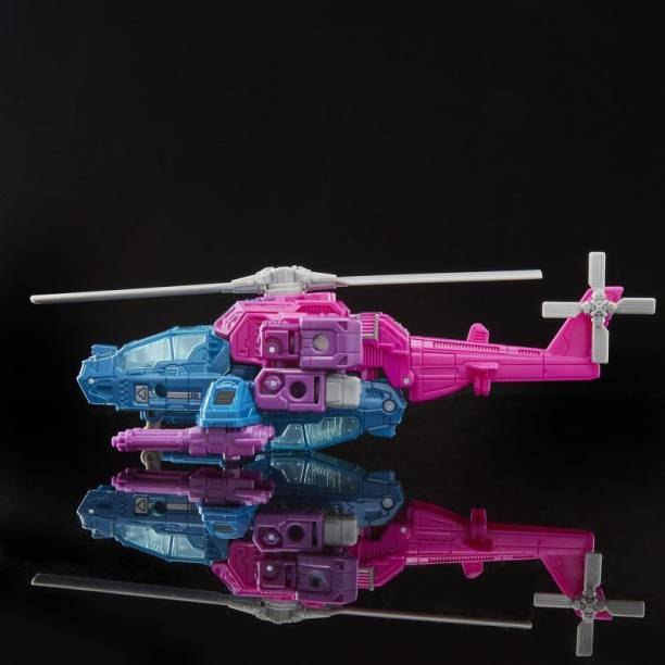 TRANSFORMERS Toys Generations War for Cybertron, Spinister Figure, Adults and Kids Ages 8 and Up, 5.5-inch